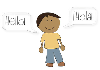 bilingual zweisprachig