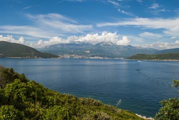 Adriatic Sea (Borderline Between Croatia and Montenegro)