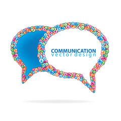 Social Communication background