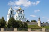 The Krom or Kremlin in Pskov, Russia poster