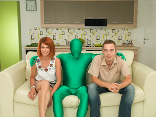 funny people watching tv
