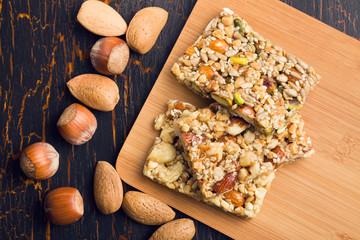 tasty nut bar