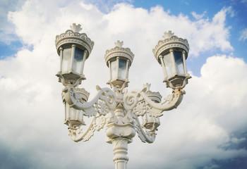 Lampione barocco
