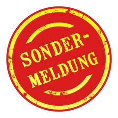 sb29 - SaleButton Rund - Sondermeldung - g1665
