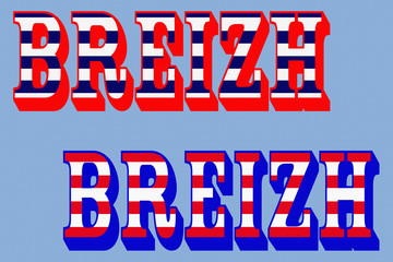 BREIZH - Bretagne