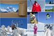 vacances d'hiver - alpes