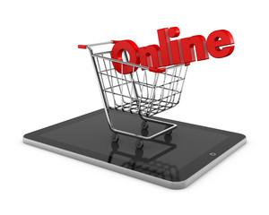 cart shopping online