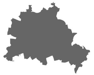 Berlin in grau