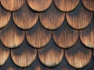 Traditionelle Holzschindeln - Bregenzerwald