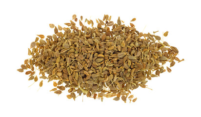 Portion of anise seeds