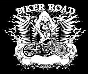 Biker road