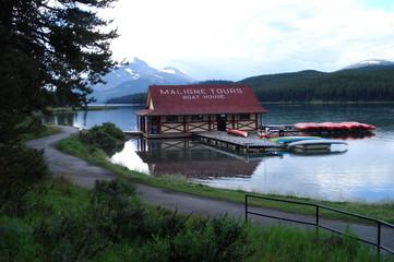 Maligne lake - Canada