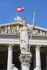 Wien - 004 - Parlament