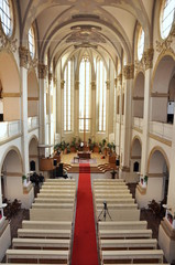 wedding in church