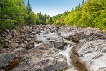 Moose Horn Trail Broad River