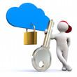 3D Man cloud guard