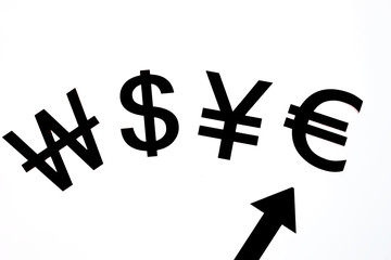 Currency sign