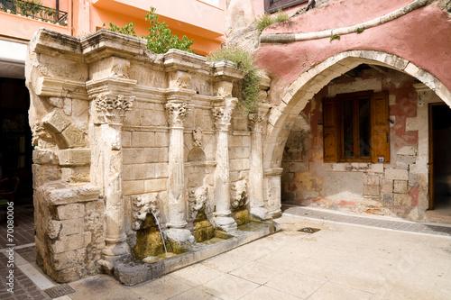 Rimondi fountain, Rethymnon - 70080006