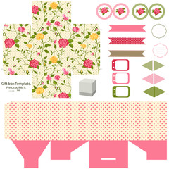 Cottage chic party set