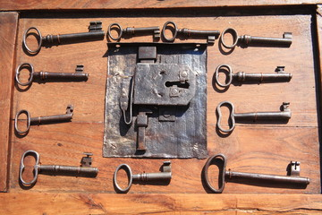 chiavi serratura
