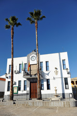 Ayuntamiento de Calzadilla de los Barros, Badajoz, España