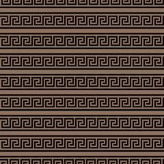 Greek seamless background pattern. Vector illustration