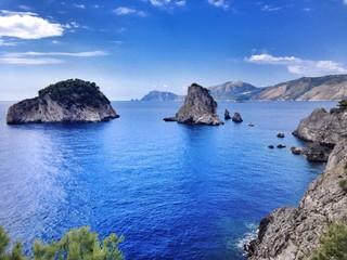Li Galli Island, Positano