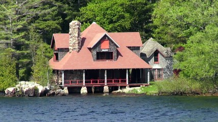 Lake Houses, Summer Homes, Shorefronts