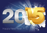 Fototapety 2015 - Happy New Year