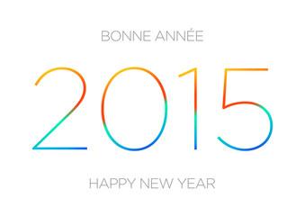 2015 - Carte de Voeux