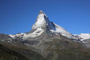 Matterhorn. Schweiz