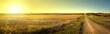 Leinwandbild Motiv Sunrise Road