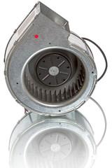 Powerful centrifugal fan