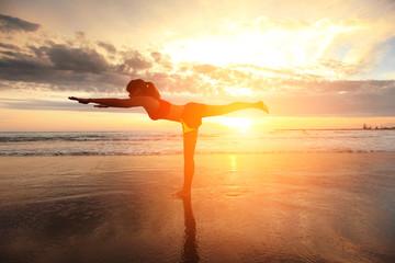 Yoga Sport woman