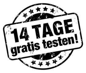 14 Tage gratis testen!