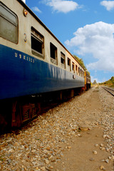 Trains of Thailand