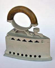 Old metal Iron
