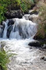 mountain streams, High Tatras, Slovakia, Europe