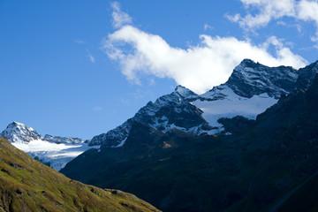 Piz Buin - Silvretta - Alpen