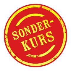 sb39 - SaleButton Rund - Sonderkurs - g1675