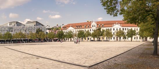 Domplatz Magdeburg, Landtag 06886