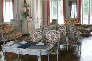 Mairie, salle baroque