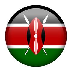 Kenya flag button