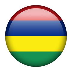 Mauritius flag button