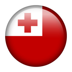 Tonga flag button