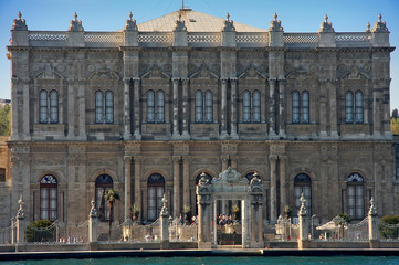 Istanbul dolmabahce