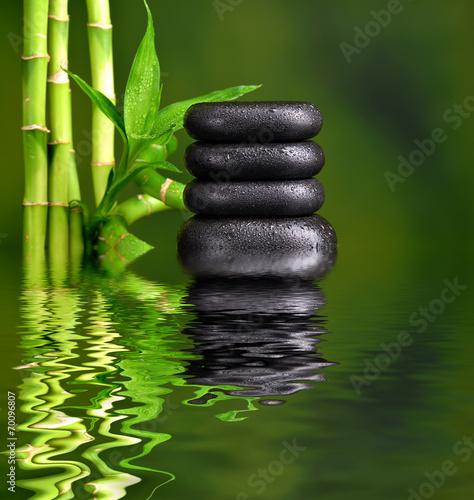 Kamienie bazaltowe do spa