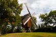 Traditional German Windmill
