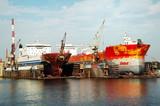 Stocznia , suchy dok - 70098663