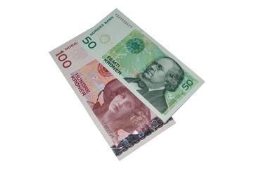 Norwegian kroner banknote series
